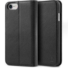 ขาย ซื้อ เคสไอโฟน 7 ไอโฟน 8 Bez® เคสมือถือ แบบฝาพับ ฝาปิด ตั้งได้ มีช่องใส่บัตร มีช่องใส่ธนบัตร เคสหนัง ซองมือถือ Iphone 7 Iphone 8 Flip Case Cover Pu1 7G กรุงเทพมหานคร