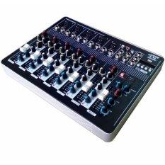 สเตอริโอมิกเซอร์7ช่อง BLUETOOTH USB MP3 DIGITAL EFFECT รุ่น MX-7000BT
