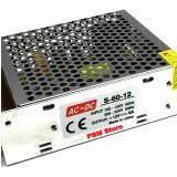 ซื้อ กล่องรวมไฟ แบบรังผึ้ง 7 Ch 12V 5A 60W สำหรับกล้องวงจรปิด ไม่ใช้ อแดปเตอร์ Switching Power Supply Unbranded Generic เป็นต้นฉบับ