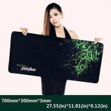 ซื้อ 700 300 3Mm Large Size Mantis Speed Game Mouse Pad Intl ถูก ใน จีน