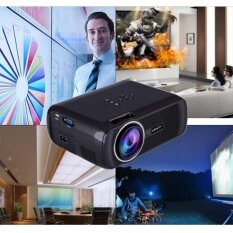 ขาย 7000 Lumens 1080P Hd Multimedia Portable Projector 3D Led Home Theater Cinema Us Intl Unbranded Generic ผู้ค้าส่ง