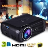 ขาย 7000 Lumens Uhappy U80 Pro Multimedia Android6 1080P Led Wifi Cinema Projector Au Plug Intl ถูก แองโกลา