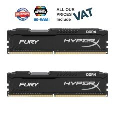 ราคา 8 Gb Ram Pc แรมพีซี Kingston Technology Hyperx Fury 2400Mhz Ddr4 Non Ecc Cl15 Dimm 8 Ddr4 2400 Mt S Pc4 19200 Hx424C15Fbk2 8 Black Lifetime Warranty By Synnex Servicecenter เป็นต้นฉบับ Kingston