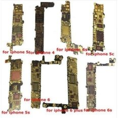 ขาย 8 Pcs Lot For Iphone 4 4S 5 5C 5S 6 6Plus 6S N*k*d Motherboard N*d* Mainboard Bare Light Logic Board Intl ออนไลน์ สมุทรปราการ
