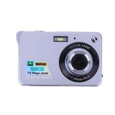 ส่วนลด 8 X Tft แอลซีดีกล้องดิจิตอลซูมเงิน