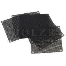 ขาย 8Cm Computer Case Fan Dustproof Dust Filter Set Of 10 Black ออนไลน์