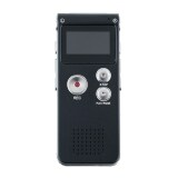 ทบทวน ที่สุด 8Gb Cl R30 650Hr Digital Voice Recorder Dictaphone With U Disk Function