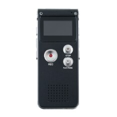 ราคา 8Gb Cl R30 650Hr Digital Voice Recorder Dictaphone With U Disk Function ใหม่ล่าสุด