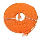 ซื้อ 8Meters Rj45 Cat6 Ethernet Network Flat Lan Cable Utp Patch Router Cables 1000M Intl ออนไลน์ จีน