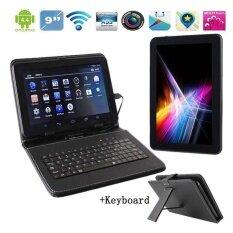"""9"""" Android Tablet PC Allwinner A33 Quad Core 1GB 8GB Wi-Fi +Keyboard Bundle US - intl"""