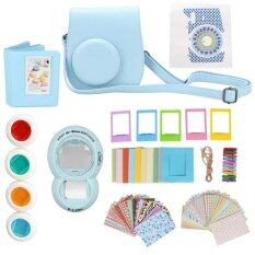 ขาย 9 In 1 Instant Film Camera Album Bundles Kit For Fujifilm Instax Mini 8 Intl ผู้ค้าส่ง