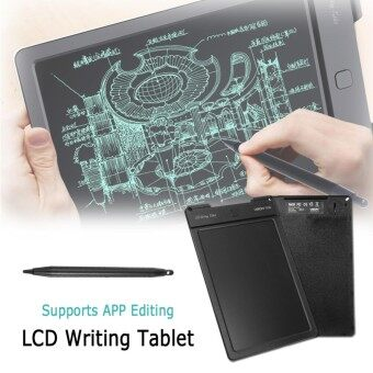 9'' Electronic Digital LCD Writing Pad Tablet Drawing Graphic Board Notepad APP - intl