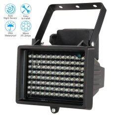 ซื้อ 96 Leds Ir Illuminator Array Infrared Lamps Night Vision Outdoor Waterproof For Cctv Security Camera Intl ออนไลน์ ถูก