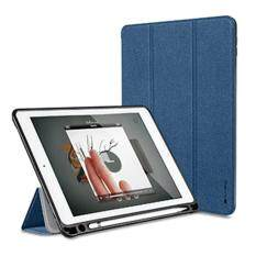 เคสไอแพดโปร 9.7 เฉพาะ รุ่น 2016/ iPad Air2 iVAPO Cover Folio Case iPad Pro 9.7 Case Typing and Viewing Stand with Auto Sleep / Wake Function Built-in Apple Pencil Slot for iPad Pro 9.7 inch / Air 2  (มีช่องเสียบ Apple Pencil) ของแท้