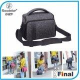 ราคา 9Final Camera Bag รุ่น 1705 กระเป๋ากล้องกันน้ำ สำหรับ กล้อง Dslr Mirrorless Canon Nikon Sony สีดำ Black ใหม่ ถูก