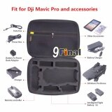 ซื้อ 9Final กระเป๋ากล้องโดรน กระเป๋าโดรน Dji Mavic Pro Case Drone Bag For Dji Mavic Pro Eva Hard Portable Bags Shoulder Foldable Portable Remote Controller Box 9Final