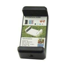 ทบทวน 9Final Mobile Cell Phone Clip Bracket Holder Mount 1 4 Hole For Tripod Monopod Stand Black 9Final
