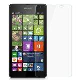ขาย ซื้อ ออนไลน์ ของ Oem 9ชั่วโมงอารมณ์หนังแก้วแท้กันรอยหน้าจอสำหรับ Microsoft Nokia Lumia 535