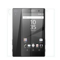 ซื้อ 9H Premium Tempered Glass Front Back Screen Protector Film For Sony Z5 Premium Z5 Unbranded Generic ถูก