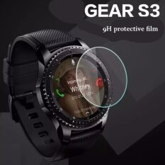 กระจก กันรอย 9H Tempered Glass Screen Protector for Samsung Gear S3 Frontier or  S3 Classic