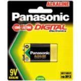 ราคา ถ่านอัลคาไลท์ 9V รุ่น Panasonic Dpan 6Lr61T 1B Neutral ใหม่