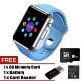 ส่วนลด A1 Smart Watch With Call Camera Bluetooth Wireless Connect For Android Ios Intl Smart Watches ใน จีน