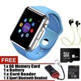 โปรโมชั่น A1 Smart Watch With Call Camera Bluetooth Wireless Connect For Android Ios Intl Smart Watches ใหม่ล่าสุด
