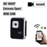ขาย ซื้อ A3S Mini Hd 1080P Sports Ip Camera Waterproof Dv Camcorder Mini Drive Recorder Intl ใน สมุทรปราการ