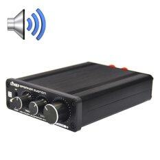 ราคา A928 Treble Bass 136W High Power Amplifier Black Intl เป็นต้นฉบับ Sunsky