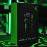 ทบทวน Aaa Razer Hammerhead V2 Pro หูฟังชนิดใส่ในหูพร้อมไมโครโฟนสำหรับเล่นเกมไมโครโฟนระบบเสียงรบกวนสเตอริโอ Deep Bass โทรศัพท์มือถือ หูฟังคอมพิวเตอร์ Intl Razer