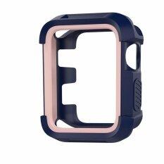 ราคา Haotop สำหรับแอ็ปเปิ้ลนาฬิกา สากลบางป้องกันกรณีทีพียู Iwatch สำหรับแอ็ปเปิ้ลซีรีส์ 3 2 1 42 มิลลิเมตร นานาชาติ ใหม่ ถูก