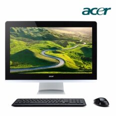 Acer All in one PC Aspire Z22-780-714G1T21Mi/T001(DQ.B82ST.001) i3-7100T/4GB DDR4/1TB/Graphics 630/21.5''FHD/DOS/Black