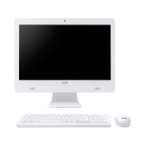 ทบทวน Acer Aspire C20 720 374G5019Mi Intel® Pentium® Processor J3710D 4Gb Ddr3 500Gb Hdd 19 5 White