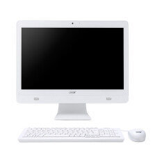 "Acer Aspire C20-720-374G5019Mi/ Intel® Pentium® Processor J3710D/4GB DDR3/500GB HDD/19.5"" (White)"
