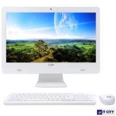 """ACER Aspire C20-720-374G5019Mi/T002 - P.J3710/4G/500G/UMA/W.10/20"""" (White)"""