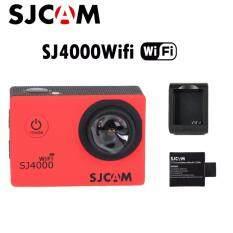 Action cam ,Car camera กล้องแอ็คชั่นแคม ,กล้องติดรถยนต์ ,กล้องติดหมวกกันน็อค ,กล้องถ่ายใต้น้ำ ,กล้องกันน้ำ SJCAM SJ4000 Wifi and ที่ชาร์จแบต และ แบตเตอร์รี่