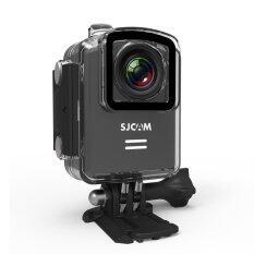 โปรโมชั่น Action Cam Car Camera กล้องแอ็คชั่นแคม กล้องติดรถยนต์ กล้องติดหมวกกันน็อค กล้องกันน้ำ กล้องถ่ายใต้น้ำ Sjcam M20 ถูก
