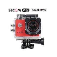 Action cam ,Car camera กล้องแอคชั่นแคม ,กล้องติดรถยนต์ ,กล้องติดหมวกกันน็อค ,กล้องถ่ายใต้น้ำ SJCAM SJ4000 Wifi