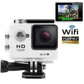 กล้องกันน้ำ/กันกระแทก(Action Camera)1080p WiFi Sports Action Camera