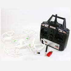 AdapShop โดรนติดกล้อง 2.4G 4CH 6 axis Gyro