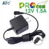 ราคา ราคาถูกที่สุด อะแดปเตอร์ Adapter 12V 1 5A 18W สำหรับ Acer Aspire Switch 10 Sw5 011 Acer Iconia A100 A20 หัวขนาด 3 X 1 0Mm Tablet Charger