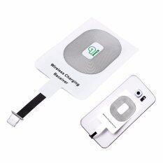 โปรโมชั่น Adapter Wireless Charger Iphone อแดปเตอร์สนับสนุนการชาร์จไร้สายสำหรับไอโฟน Unbranded Generic