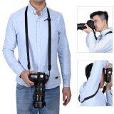 Image 3 for 【Free Gift】Adjustable Camera Shoulder Strap Sling With Quick Release Buckle For Digital Cameras(Blac