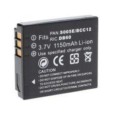 ขาย แบตเตอรี่กล้อง รหัส Cga S005E Bcc12 แบตกล้องพานาโซนิค Panasonic Lumix Lx Fx Series Cameras Replacement Battery For Panasonic เป็นต้นฉบับ
