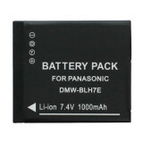ขาย แบตกล้อง Panasonic Gf8 Gf9 รุ่นใหม่ High Capacity Battery แบตเตอรี่กล้องพานาโซนิค Panasonic Lumix Gm1 Gm5 Gf7 แบตเตอรี่กล้อง รหัส Dmw Blh7 Blh7E Replacement Battery For Panasonic For Panasonic ถูก