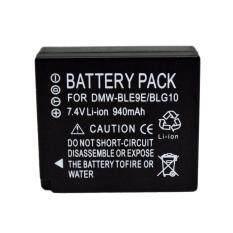 แบตกล้อง Panasonic Lumix DMC-GF6, GX7, GX80, GX85, LX10, LX15, LX100, ZS60, ZS100, TZ80, TZ100 ... แบตเตอรี่กล้องพานาโซนิค รหัส DMW-BLG10, DMWBLG10, DMW-BLG10E, DMWBLG10E, DMW-BLG10PP, DMWBLG10PP Replacement Battery for Panasonic