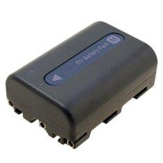 แบตกล้อง รหัส NP-FM55H , NP-FM50 , NP-FM51 , NP-QM50 แบตโซนี่ DCR-TRV75E, TRV8, TRV80, TRV828E, TRV830, TRV840, TRV890, TRV8K, TRV940E, TRV950, DSR-PDX10, HDR-HC1, HVL-ML20M  Replacement Battery for Sony