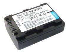 ขาย ซื้อ ออนไลน์ แบตกล้อง รุ่นแบต Np Fh50 Npfh50 แบตเตอรี่กล้องโซนี่ Hdr Tg5V Ux10 Ux19 Ux20 Ux3 Ux5 Ux7 Xr100 Xr105 Xr106 Xr200V Xr500V Xr520V Hxr Mc1 Replacement Battery For Sony