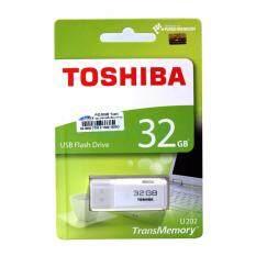 แฟลชไดร์ 32GB 'Toshiba' (HAYABUSA) USB 3.0 White