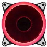 ทบทวน ที่สุด Aigo Fan Case 120Mm R 12025 Circular Red Led